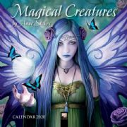 Magical Creatures 2020 Mini Calendar - Anne Stokes